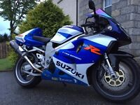 Suzuki TL1000R - Awesome V twin in the best colours, 1999