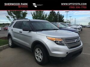 2013 Ford Explorer 4X4! Includes Additional set of Winter Tires!