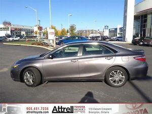 2015 Toyota Camry SE Standard Package BF1FST AM