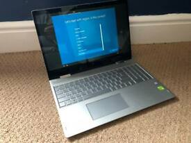 HP envy x360 convertible 15""