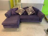 FREE DELIVERY dfs corner sofa