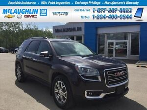 2015 GMC Acadia SLT AWD *One owner *Local trade *Heated leather