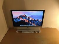 iMac (27-inch, Late 2013) - Upgraded 24Gb Crucial Ram - 1TB HD - Adding a Quirky 6 Port USB Spacebar