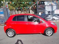 Toyota Yaris 1.33 VVT-i SR 5dr DR OWNED £30.00 TAX YEAR GOOD CONDITION 09/58