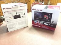BRAND NEW PIONEER MVH-AV270BT BLUETOOTH DOUBLE DIN HEADUNIT DVD IPHONE USB STEREO ANDROID ACCESSORY