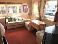 cheap static 3 bedroom caravan for sale Ingoldmells Coastfields Holiday Park