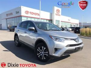 2016 Toyota RAV4 LE LOW KMS!!!+CRUISE+PWR GROUP