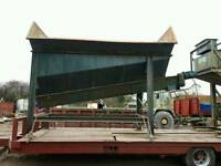 screw hopper/ conveyor feeder/ sand/ plant