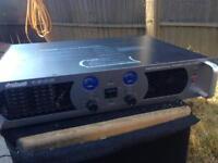 Prosound 1600 power amp.