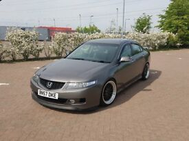 Honda Accord 2.2 i-ctdi 2007 in Carbon Bronze Pearl. Under 100k. Massive spec