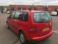 VW Touran Diesel 7 Seater Good Runner with 1 Owner history and mot