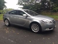 Vauxhall Insignia Elite Nav CDTi, Top of the Range, Fully Loaded