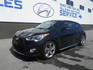 2015 Hyundai Veloster Turbo: Navi, Roof, Heated Seats, Back Up C