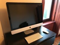 iMac 27inch 2011 2.7GHz 1TB Immaculate Boxed £499. **CALLS ONLY **