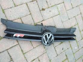 VW GOLF MK4 R-LINE FRONT GRILL