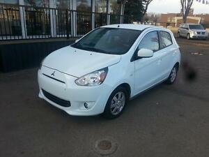 2014 Mitsubishi Mirage SE  Fully Loaded