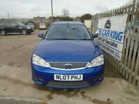 FORD MONDEO 2.2 TDCi SIV ST 5dr (blue) 2007