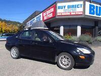 2000 Ford Focus ZTS Sedan Auto - Leather Interior
