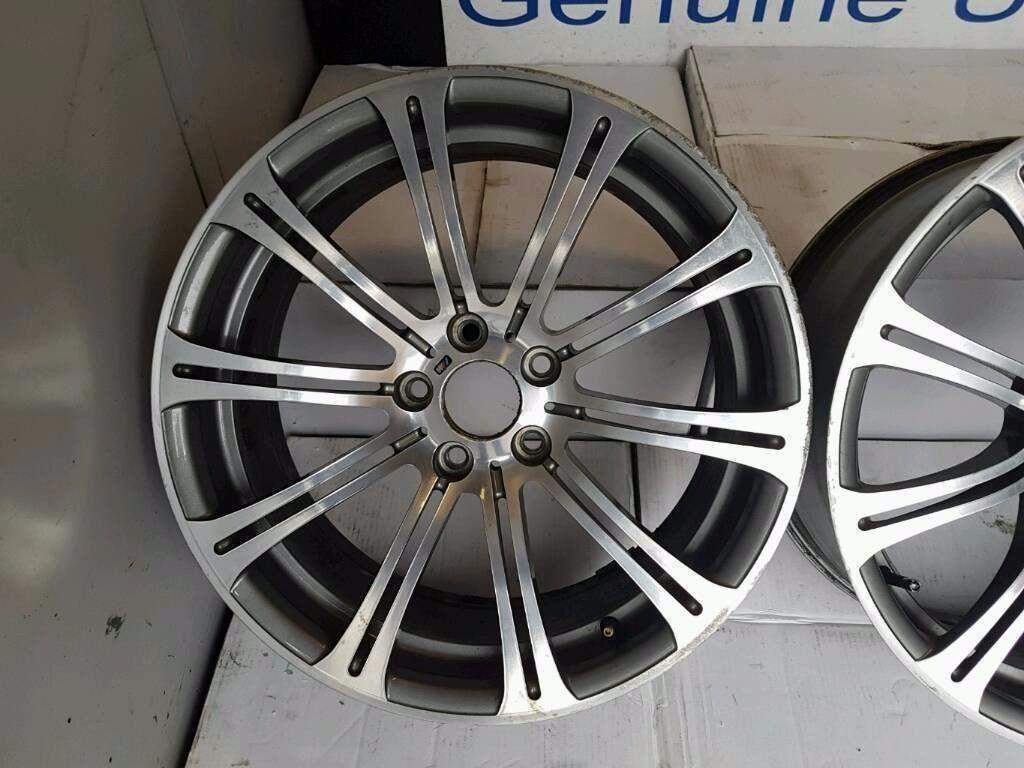 BMW E90 E91 E92 E93 M3 220M ALLOY WHEEL CAN POST ANYWHERE IN UK