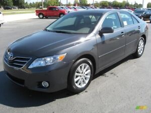 2011 Toyota Camry XLE | Winter tires - Just arrived