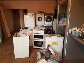 Job lot washing machines & more