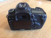 Canon 5D Mark III Body - Mint Condition - Very Low Shutter Count