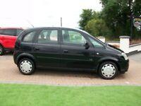 Jun 2006 Vauxhall Meriva CLUB
