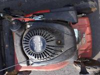 petrol rotary mountfield lawnmower in yeovil