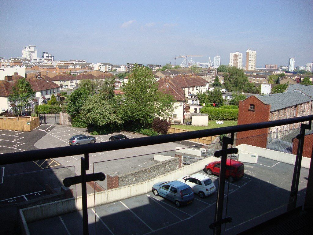 Flat To Rent In The Heart Of Cardiff Bay