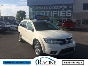 2012 Dodge Journey SXT & Crew JAMAIS ACCIDENTÉ