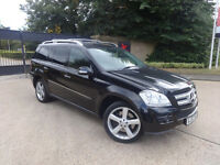 Mercedes-Benz GL Class Gl320 Cdi Auto Diesel 0% FINANCE AVAILABLE