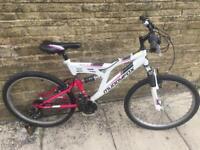 Muddyfox recoil 24 mountain bike