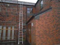 triple trade ladder 6.5m working