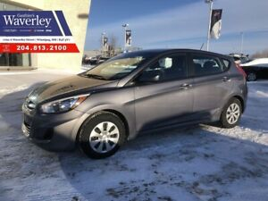 2017 Hyundai Accent  Low kms