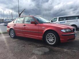 BMW 318i SE 2.0 2002 Petrol Manual