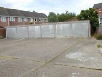 Garage / Lock Up / Storage to let, rent, Nursery Gardens, Bridport, Dorset, DT6 3BX *** £75 pcm ***
