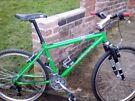 Mountain bike raliegh m trax