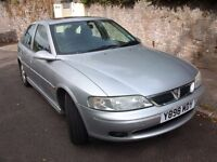 Vectra 1.8 CD – spares or repair – excellent tyres - blown engine gasket?