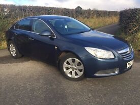 2011 VAUXHALL INSIGNIA 2.0 CDTI SE 130 BHP AUTOMATIC FINANCE AVAILABLE MAY PART X FULL MOT