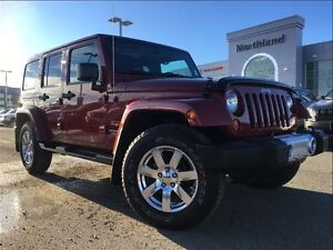 2012 Jeep WRANGLER UNLIMITED Sahara 3.6 V6