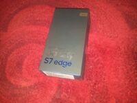 Samsung Galaxy S7 Edge -new-unlocked