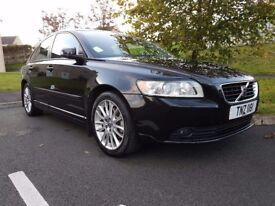 VOLVO S40 2009 2l FULL YEAR MOT