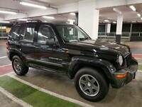 Automatic Diesel Jeep Cherokee Extreme Sport 2.8L 4X4 5dr
