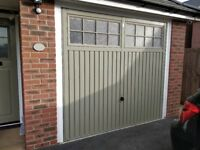 Garage Door - Excellent Condition