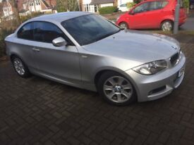 V Hi Spec Very Neat BMW 120d M Sport Cpe, FSH, Manl, >50 mpg Drives like 70k, done 190k motorway mls