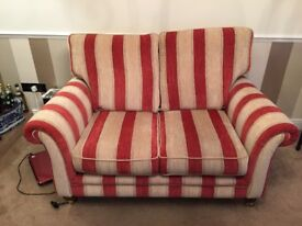 Quality sofa ,barkers sofa about 2 years old scotch guarded