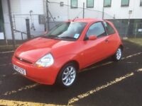 2008/08 FORD KA 1.3 ZETEC CLIMATE ONLY 68000 MLS