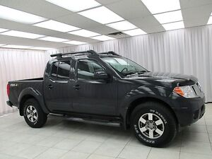 2013 Nissan Frontier WOW WOW WOW!! 4x4 PRO-4X CREW CAB 4DR 5PASS