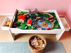 Bundle of Train Set and Train Table