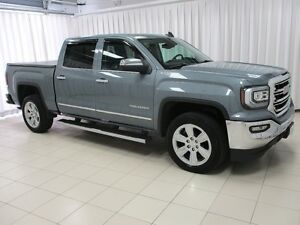 2016 GMC Sierra 1500 SLT Z71 4X4 4DR WITH NAVIGATION, HEATED SEA